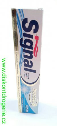 SIGNAL PASTA INTEGRAL 8 WHITE 75ml